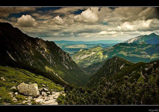 Zdjęcia: Ogólnie jak w tytule całe TATRY prawie :), Tatrzański Park Narodowy, TATRY, POLSKA