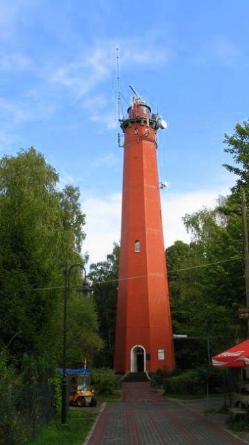 Zdjęcia: Hel, Latarnia morska- Hel, POLSKA