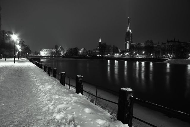 Zdjęcia: Wrocław, Dolny Śląsk, Ostrów Tumski, POLSKA