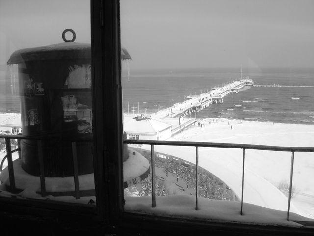 Zdjęcia: Sopot, Pomorskie, Molo z góry, POLSKA