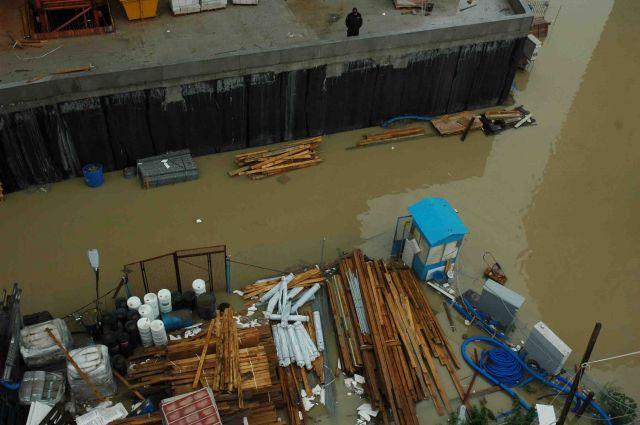 Zdjęcia: warszawa, po deszczu, POLSKA