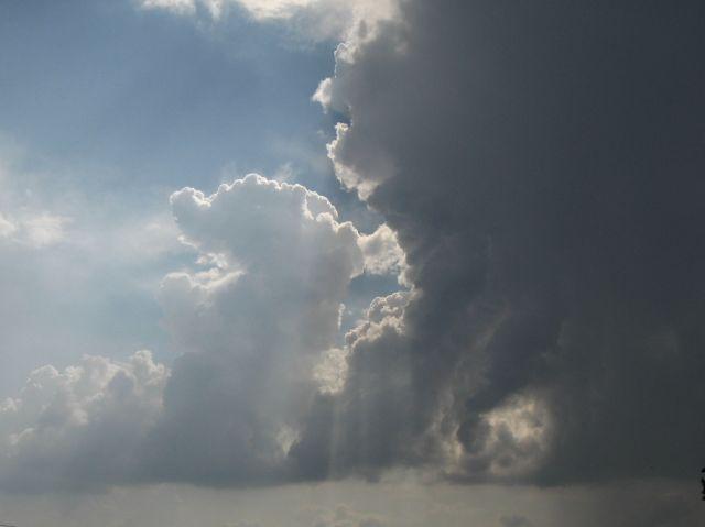 Zdjęcia: Góra Św.Anny, Ślask Opolski, niebo, POLSKA