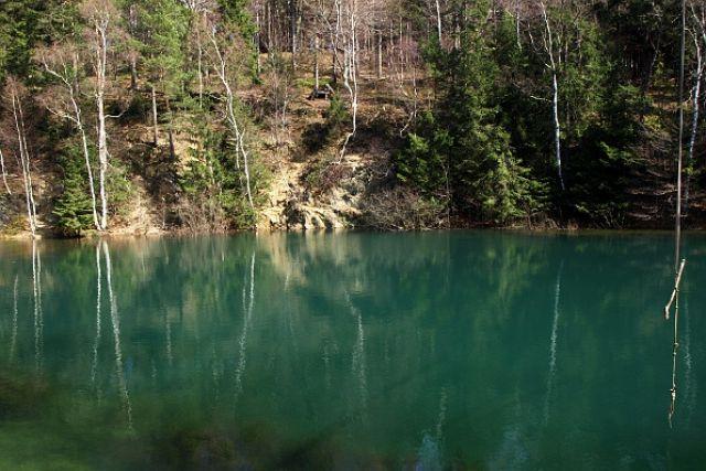 Zdjęcia: jeleniogórskie, kolorowe jeziorka, POLSKA