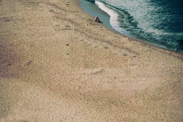 Zdjęcia: dąbki, letnia plaża?, POLSKA