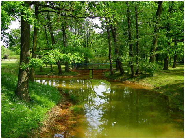 Zdjęcia: WROCŁAW-LEŚNICA, dolnyśląsk, w parku, POLSKA