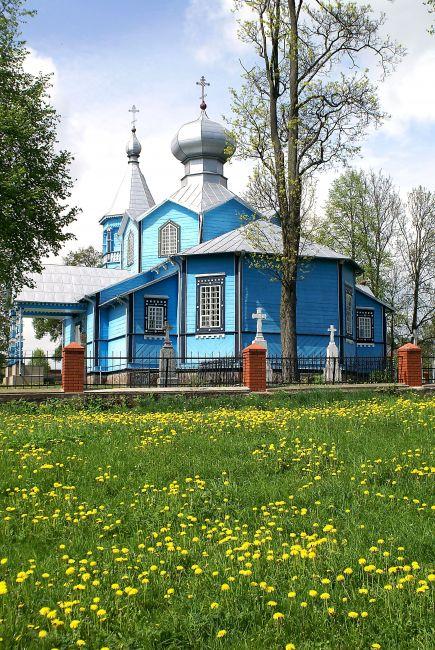 Zdjęcia: Pasynki, Podlasie, Cerkwie Podlasia, POLSKA