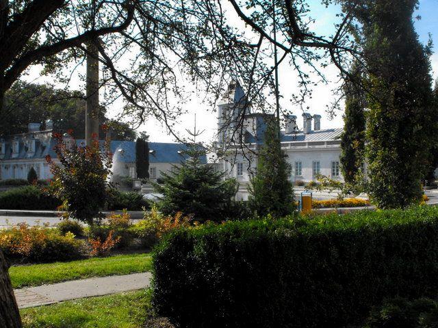Zdjęcia: park i d.pałac, Kozienice/Mazowsze, wrzesień w Kozienicach, POLSKA