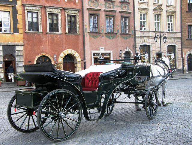 Zdjęcia: Warszawa, Mazowsze, Wieczór na Starówce, POLSKA