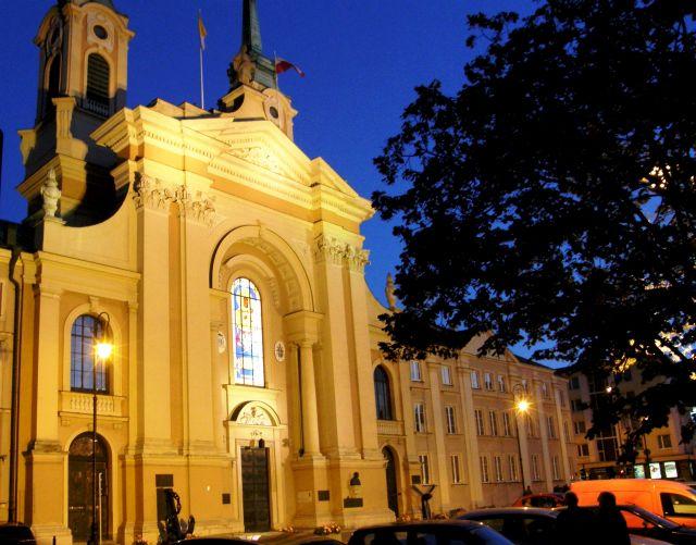 Zdjęcia: Warszawa, Mazowsze, Kościół Garnizonowy, POLSKA