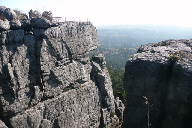Zdjęcia: Szczeliniec, Góry Stołowe, Skały Szczelińca 2, POLSKA