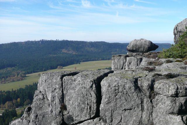 Zdjęcia: Szczeliniec, Góry Stołowe, Skały Szczelińca 3, POLSKA