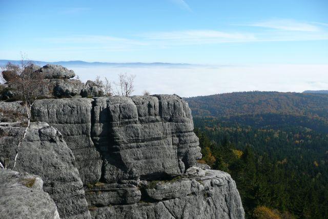 Zdjęcia: Szczeliniec, Góry Stołowe, Skały Szczelińca 4, POLSKA