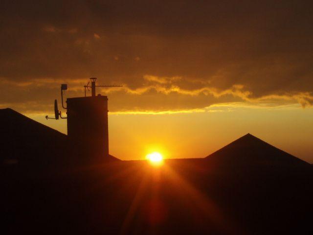 Zdjęcia: Suwałki, Suwalszczyzna, zachód Słońca, POLSKA