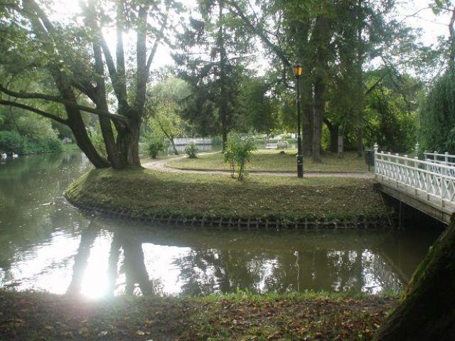 Zdjęcia: Park w Nałęczowie, Lubelszczyzna, Nałęczów, POLSKA