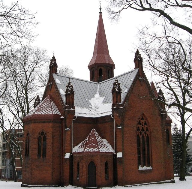 Zdjęcia: Stargard, Zachodniopomorskie, Cerkiew św.św. Piotra i Pawła w innym ujęciu, POLSKA