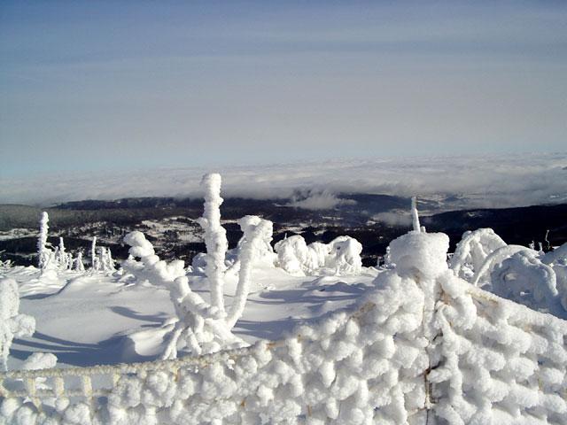 Zdjęcia: Szklarska Poręba, Karkonosze, Zima w Karkonoszach, POLSKA