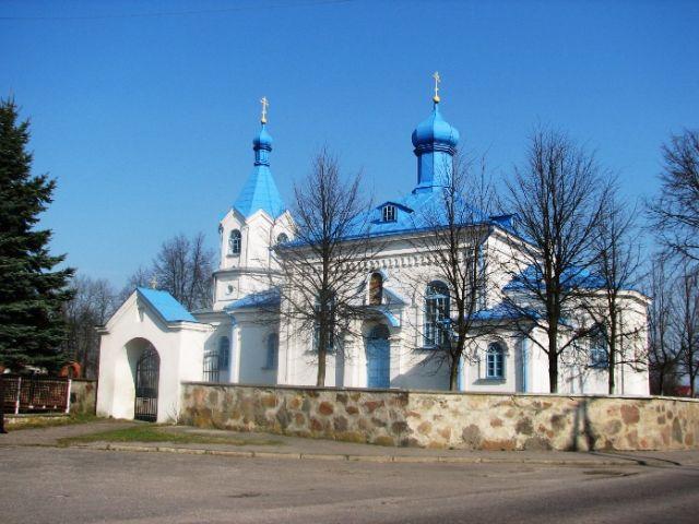 Zdjęcia: CERKIEW W DUBINACH, PODLASIE, CERKWIE PODLASIA, POLSKA