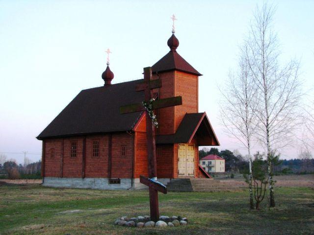 Zdjęcia: CERKIEW W MIELNIKU1, PODLASIE, CERKWIE PODLASIA, POLSKA
