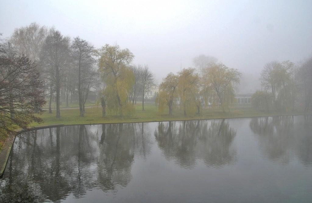 Zdjęcia: Augustow, Augustowszczyzna, Augustowskie mgly, POLSKA