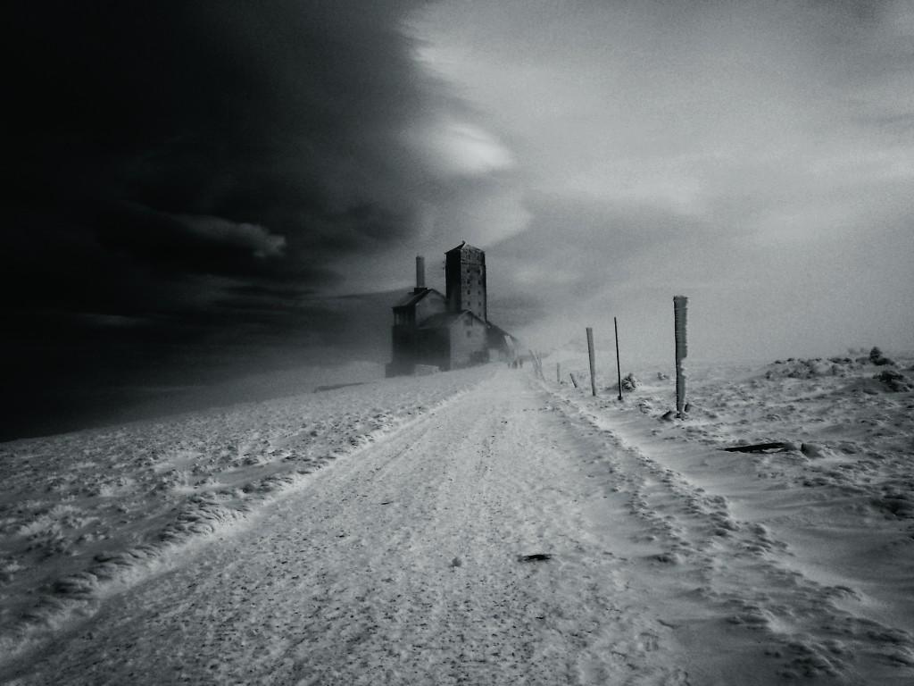 Zdjęcia: Radiostacja - Śnieżne Kotły, Karkonosze, Konkurs, POLSKA