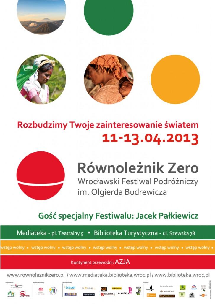 Zdjęcia: ---, ---, II edycja  Wrocławskiego Festiwalu Podróżniczego im. Olgierda Budrewicza, POLSKA