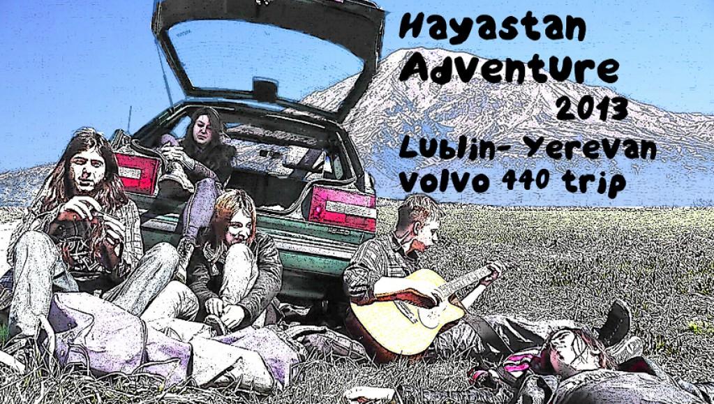 Zdjęcia: Lublin, Lublin, Hayastan Adventure2013, POLSKA
