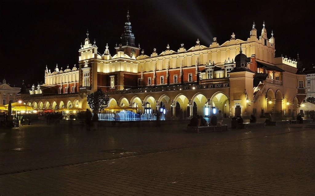Zdjęcia: Kraków, Małopolska, Rynek w Krakowie, POLSKA