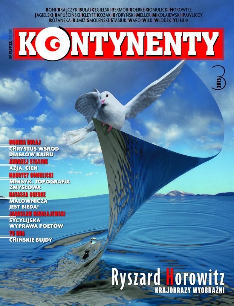 """Zdjęcia: ---, ---, Magazyn """"Kontynenty"""" , POLSKA"""