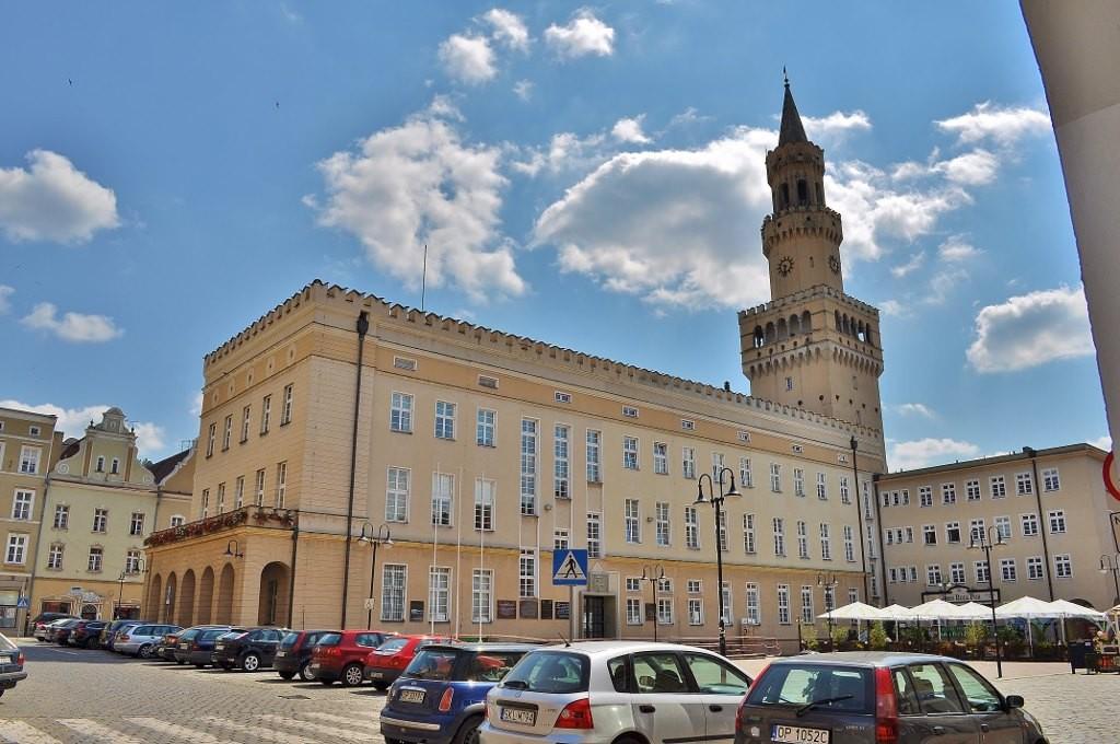 Zdjęcia: Opole, Śląsk Opolski, Ratusz w Opolu, POLSKA