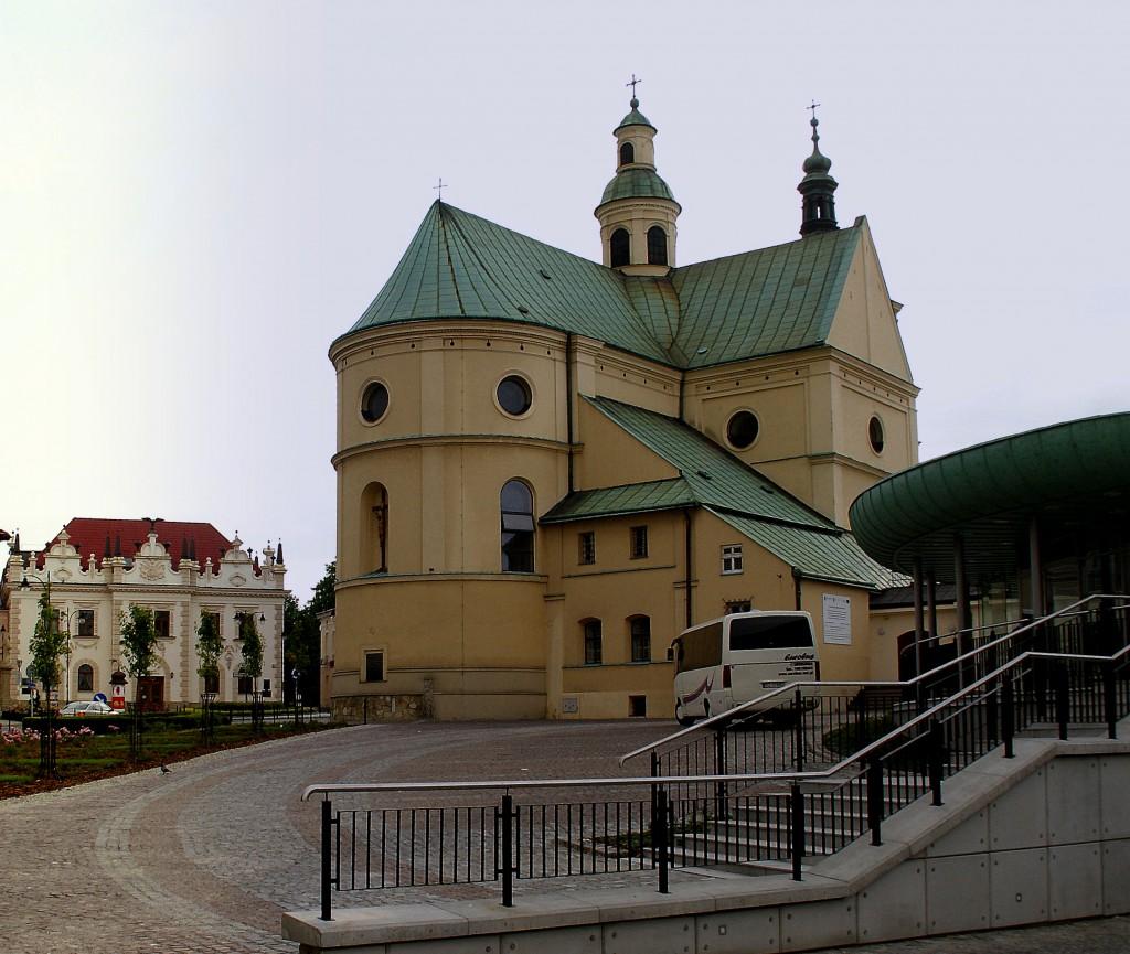 Zdjęcia: Rzeszów, Podkarpacie, Klasztor oo Bernardynów, POLSKA