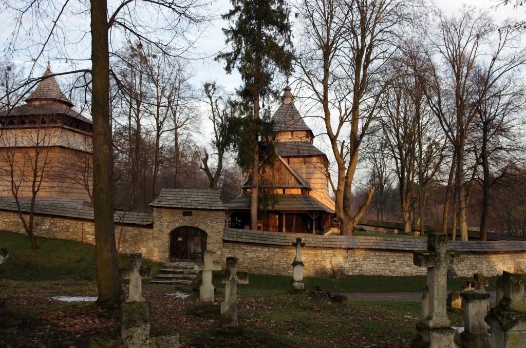 Zdjęcia: Radruż, Płaskowyż Tarnogrodzki, Cerkiew z XVI wieku, POLSKA