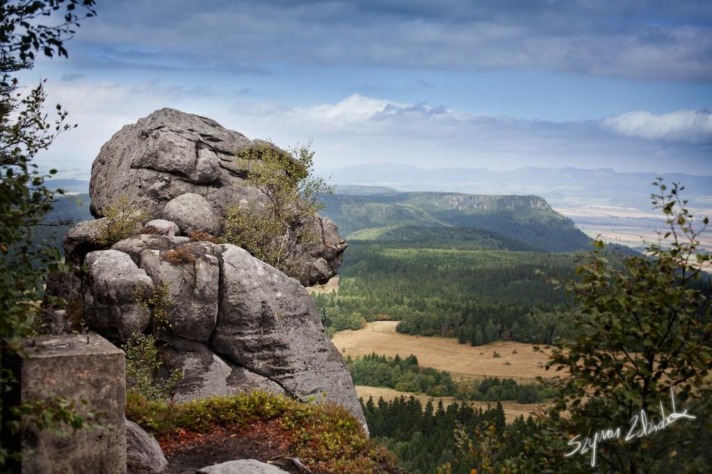 Zdjęcia: Szczeliniec Wielki, Góry Stołowe, Małpolud, POLSKA