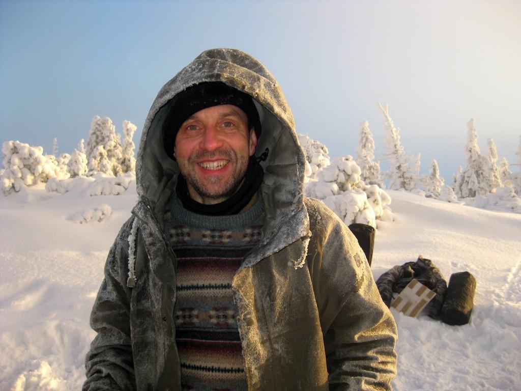 Zdjęcia: okolice Śnieżki, Karkonosze, zima, POLSKA