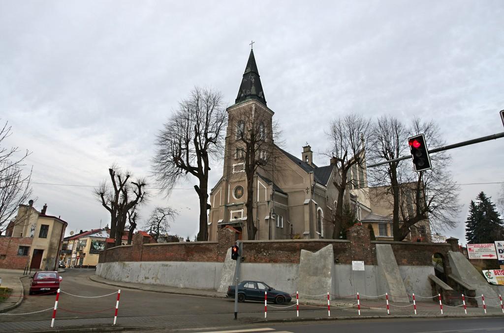 Zdjęcia: Lubaczów, podkarpackie, Sanktuarium NM Łaskawej Konkatedra, POLSKA