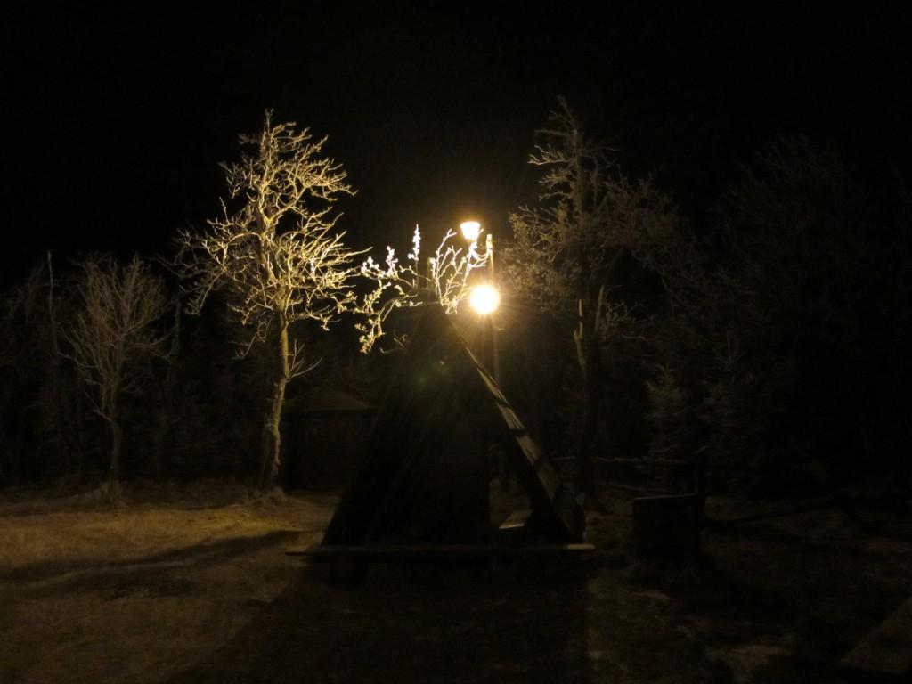 Zdjęcia: Hiszpania, Góry Sowie, na Wielkiej Sowie noca, POLSKA
