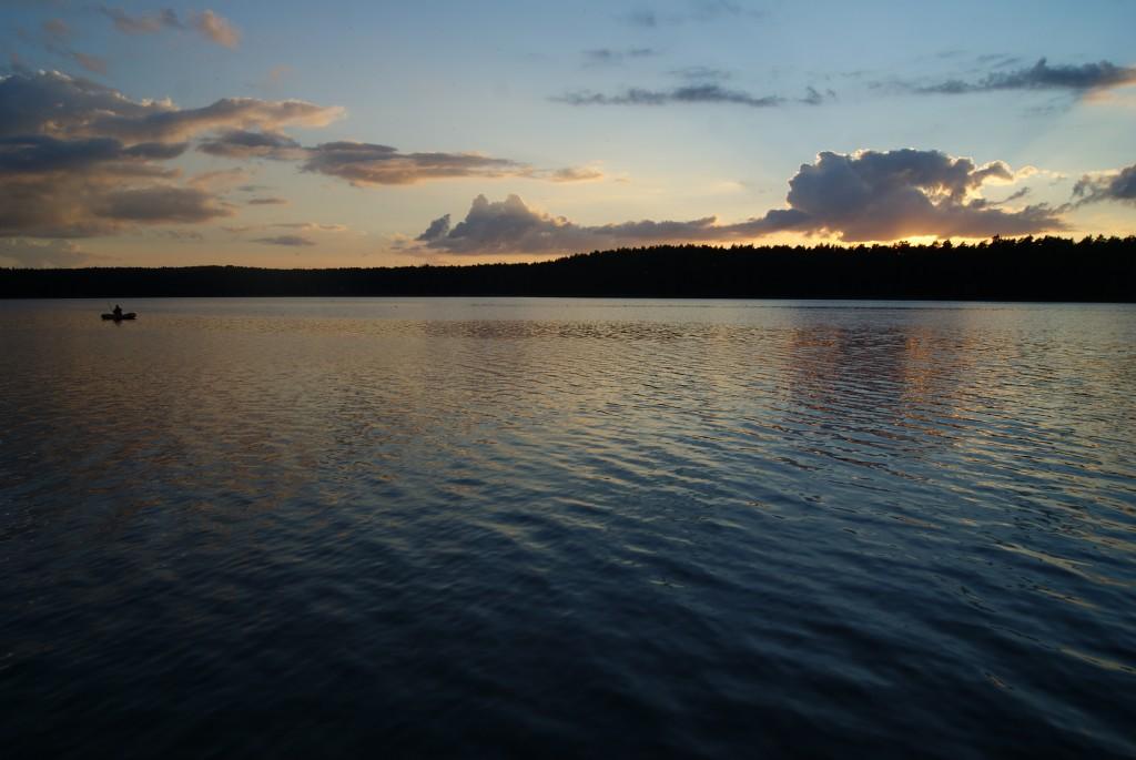 Zdjęcia: Swaderki, warmińsko-mazurskie, konkurs Jezioro Maróz o zachodzie słońca, POLSKA