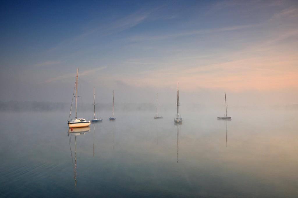 Zdjęcia: Jezioro Paprocanskie w Tychach, Śląsk, Konkurs, POLSKA