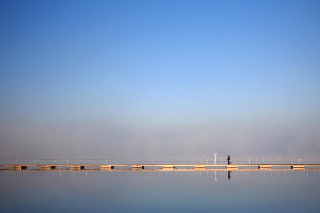 Zdjęcia: Jezioro Paprocańskie w Tychach,  Śląsk, Konkurs, POLSKA
