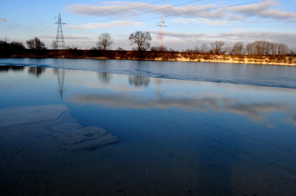 Zdjęcia: Opole, Opolskie, Konkurs: Calm water, POLSKA