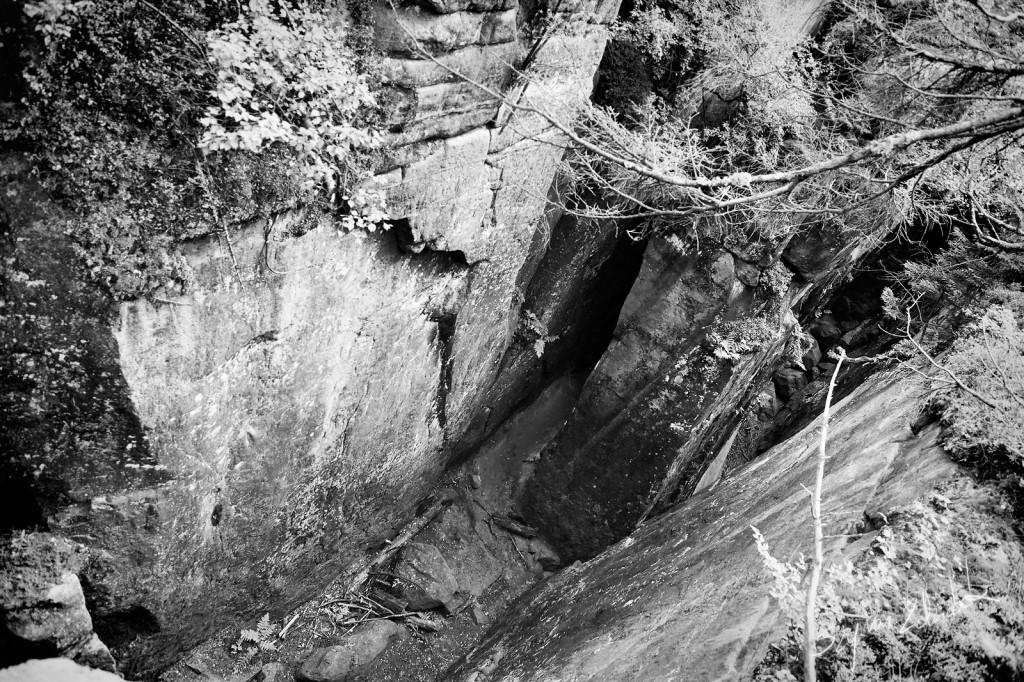 Zdjęcia: Szczeliniec Wielki, Góry Stołowe, Szczeliniec Wielki, POLSKA