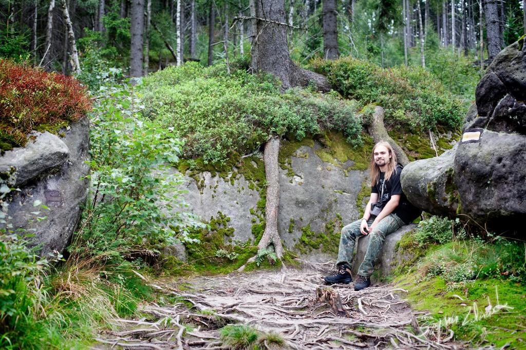 Zdjęcia: Góry Stołowe, Na szlaku, POLSKA