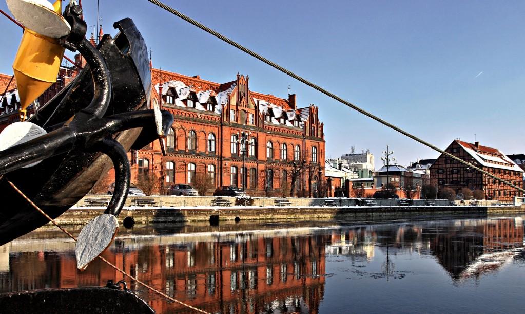 Zdjęcia: Bydgoszcz, Kujawsko-Pomorski, Bulwar Bydgoski, POLSKA