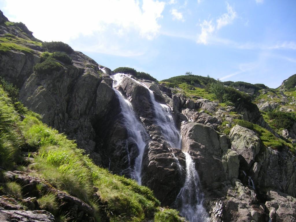 Zdjęcia: Tatry, Podhale, Siklawa, POLSKA