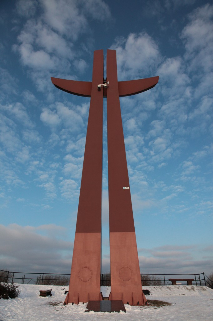 Zdjęcia: Gdańsk, Pomorze, Krzyż Milenijny, POLSKA