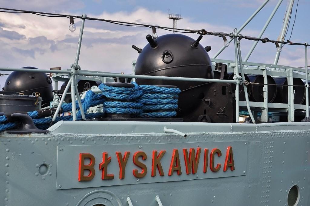 Zdjęcia: Gdynia, Kaszuby, Gdynia ORP Błyskawica, POLSKA