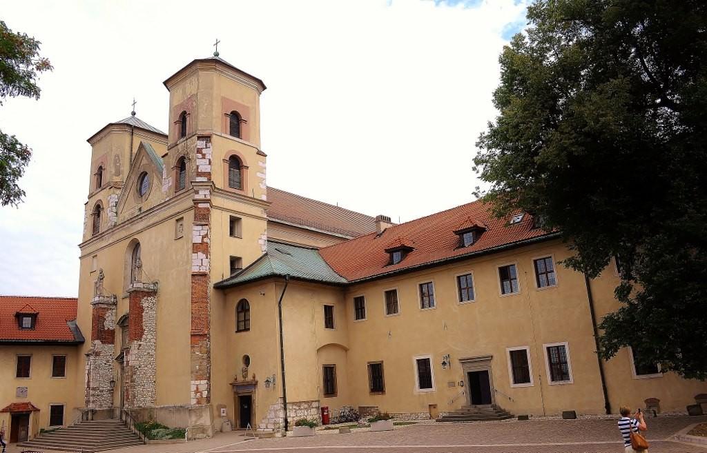 Zdjęcia: Kraków, Małopolska, Kraków, Tyniec, POLSKA