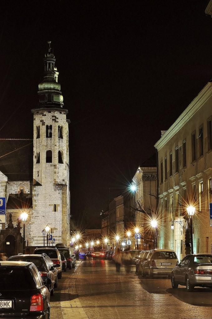 Zdjęcia: Kraków, Małopolska, Kraków, ul. Grodzka, POLSKA