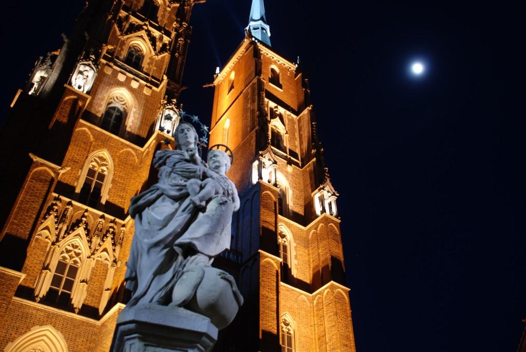 Zdjęcia: Wrocław, Wrocław, Magiczny Wrocław, POLSKA