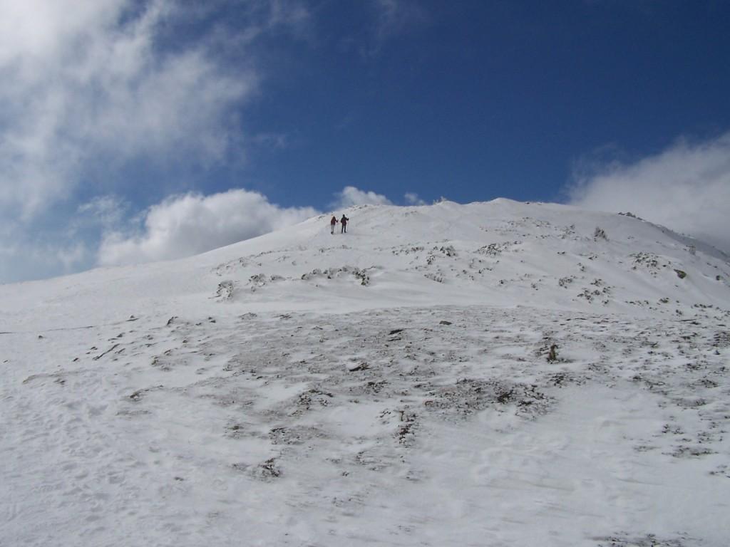 Zdjęcia: w drodze na Babią , Babiogórski Park Nardowy, W zimowej odsłonie V, POLSKA