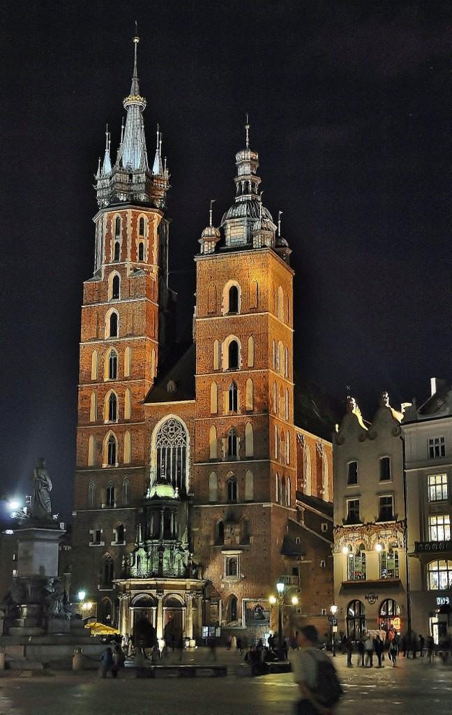 Zdjęcia: Kraków, Małopolska, Kraków, Rynek, POLSKA